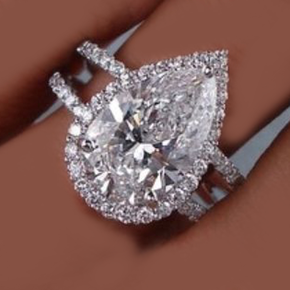 How To Clean K White Gold Diamond Ring